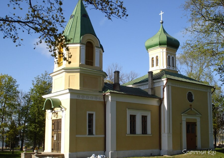 Image of Maria Magdalena Church (Orthodox), Haapsalu