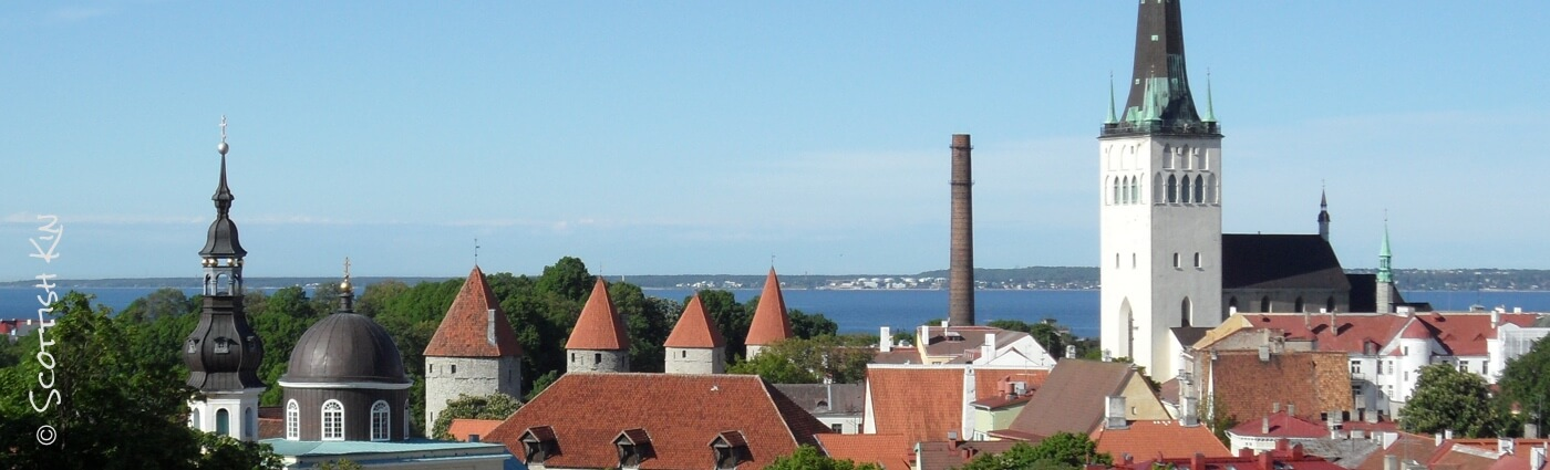 Image of Tallinn panorama